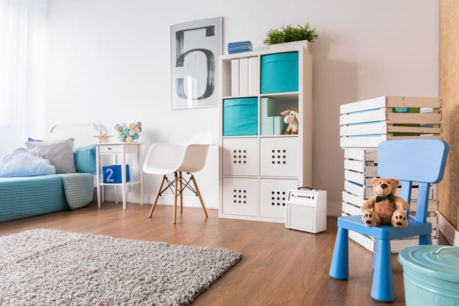 Feng shui grand guide pour am liorer votre confort de vie for Amenagement chambre d enfant