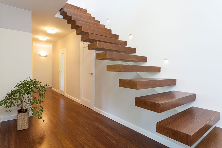 escalier Feng Shui