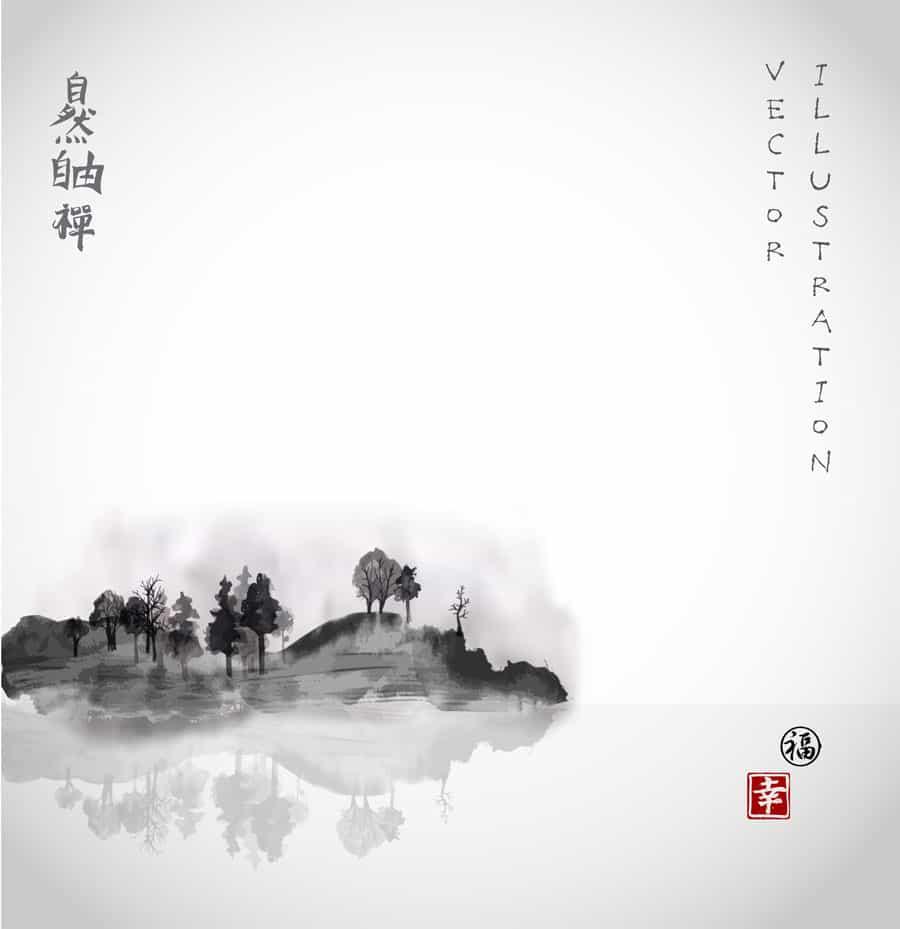 lavis japonais