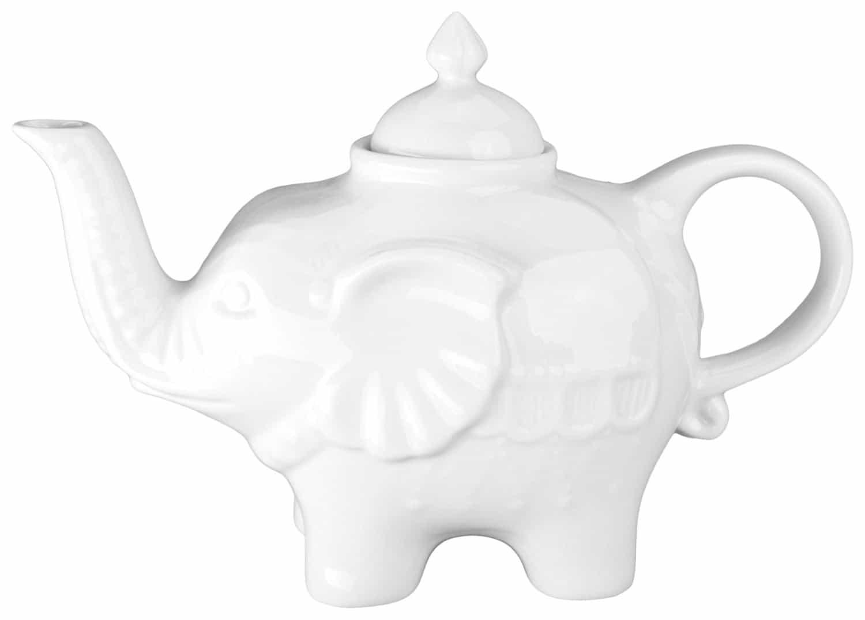 théière éléphant