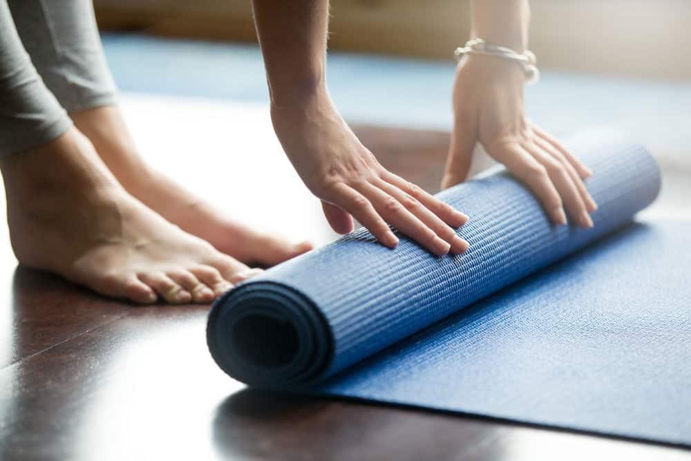 session de yoga