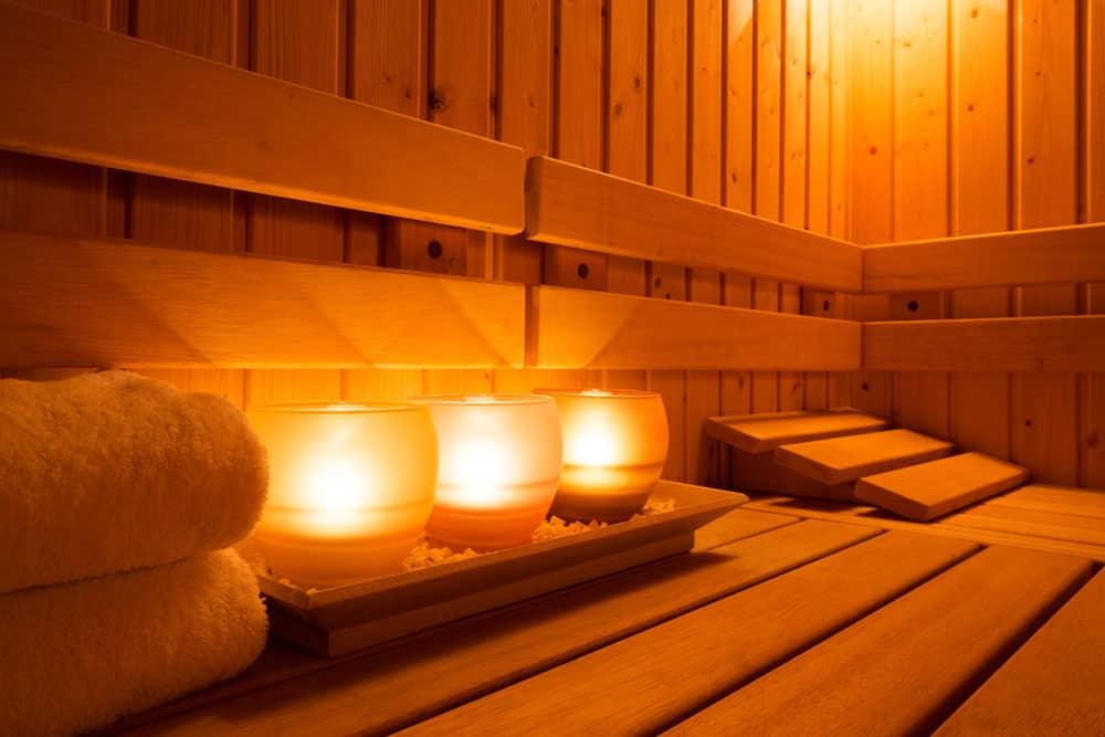sauna lieu