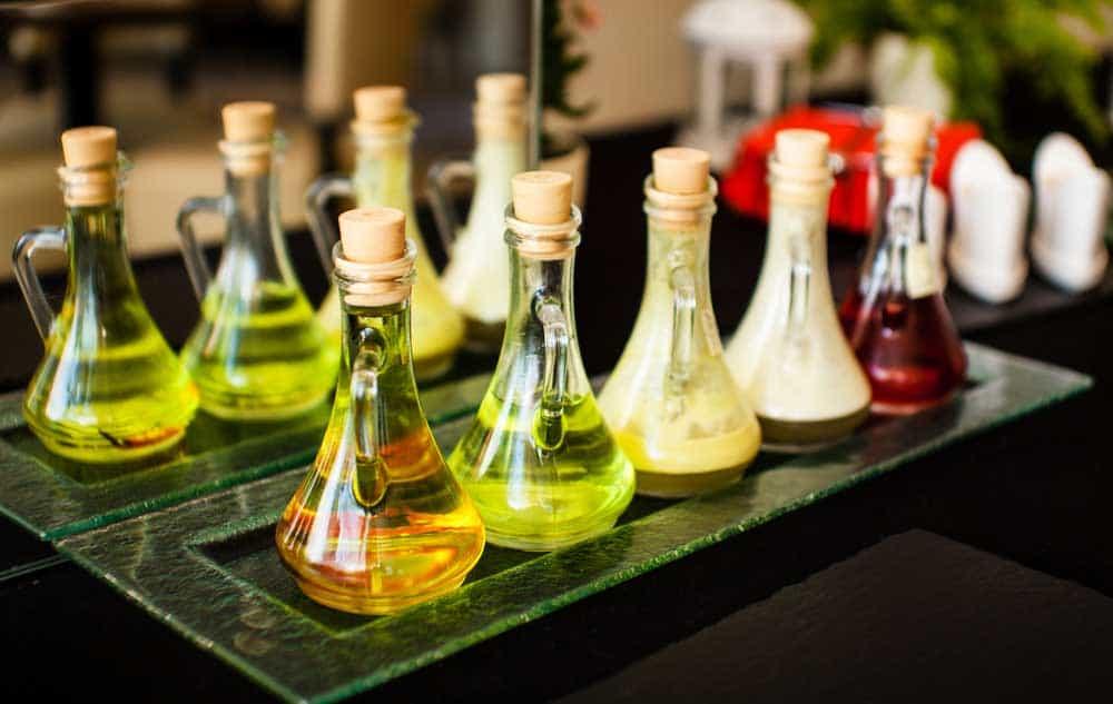 huiles végétale