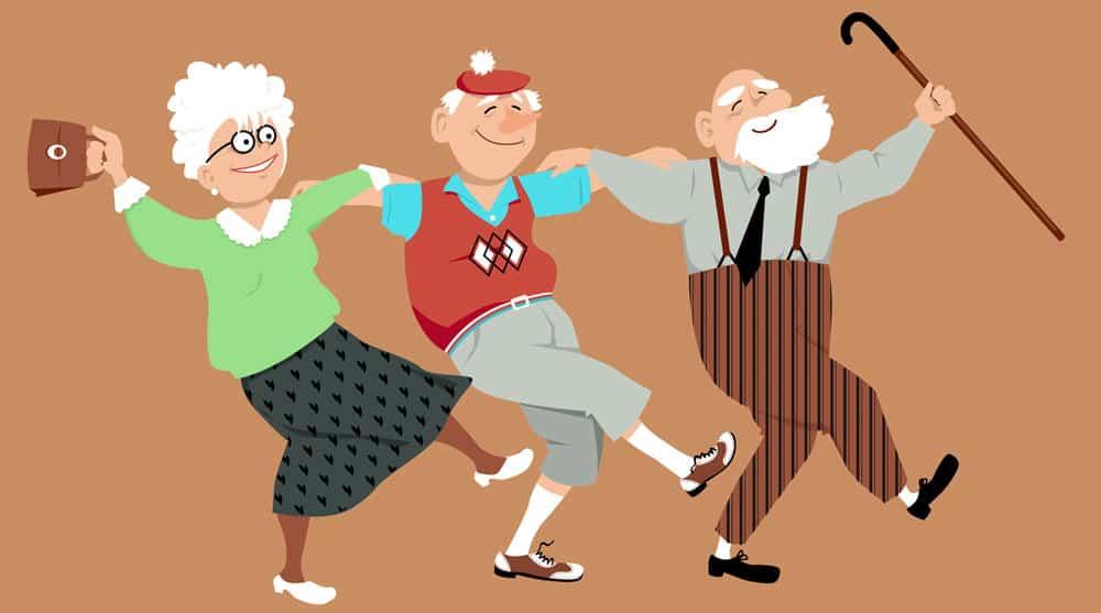 danse senior
