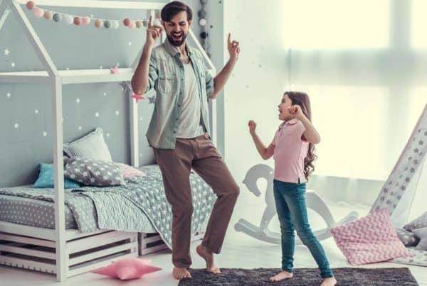 danser maison