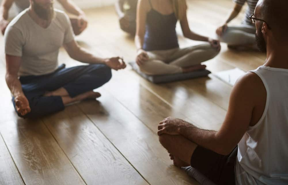 meditation groupe