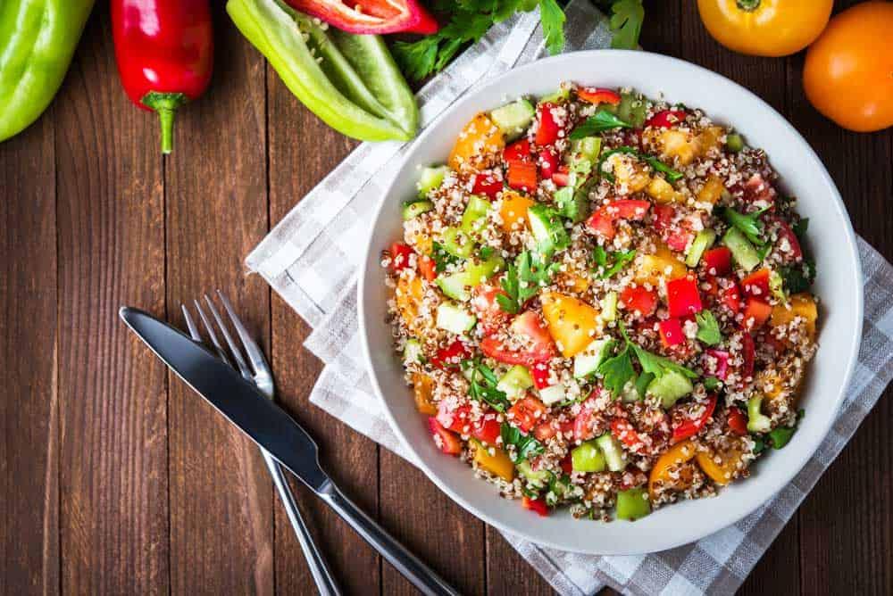cuisine quinoa