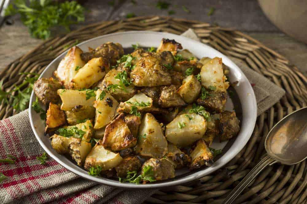 cuisine topinambour