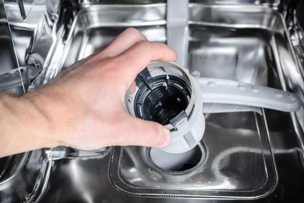 nettoyage lave vaisselle