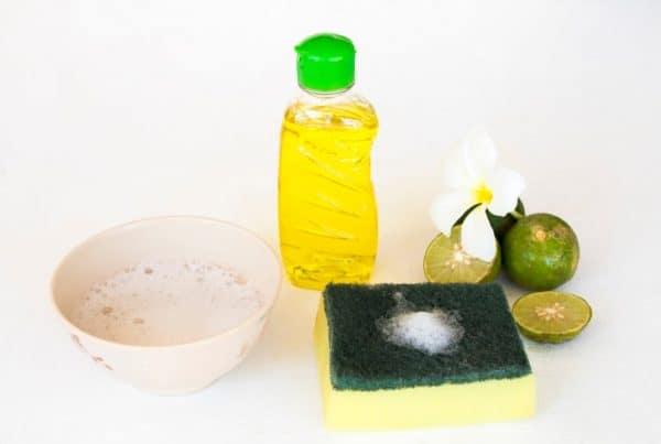 liquide vaisselle maison